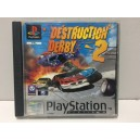 Destruction Derby 2 Sony Playstation 1 PS1 Pal