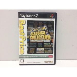 Capcom Classics Collection Best Sony Playstation 2 PS2 Jap