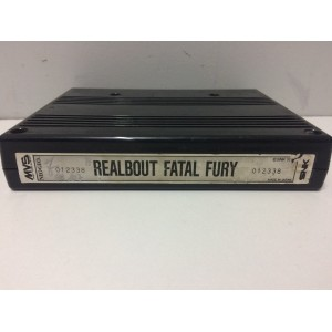 Real Bout Fatal Fury SNK MVS Arcade Neo Geo Loose