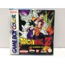 Dragon Ball Z Les Guerriers Légendaires Nintendo Game Boy Color Pal