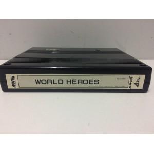 World Heroes SNK Neo Geo Arcade MVS Loose