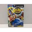 Crash Bandicoot Bakuso NITRO Kart Nintendo Gamecube Jap