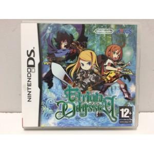 Etrian Odyssey Nintendo DS Pal