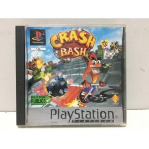 Crash Bash Sony Playstation 1 PS1 Pal Platinum