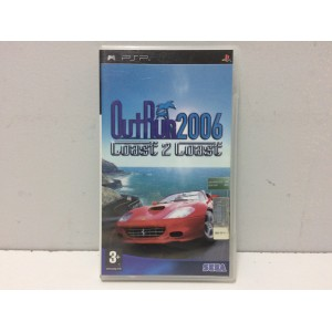 Outrun 2006 Sony Playstation Portable PSP Pal