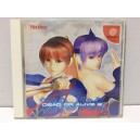 Dead Or Alive 2 Sega Dreamcast Jap