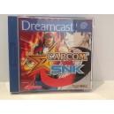 Capcom VS SNK Sega Dreamcast Pal