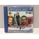 Confidential Mission Sega Dreamcast Pal