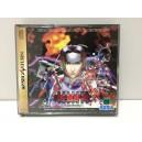 Burning Rangers Sega Saturn Jap