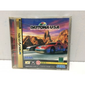 Daytona USA (Circuit Edition) Sega Saturn Jap