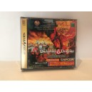 Dungeons & Dragons Sega Saturn Jap