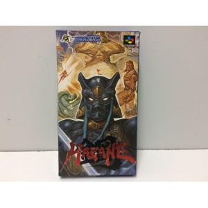 Hagane Nintendo Super Famicom SFC