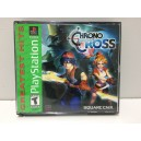 Chrono Cross Sony Playstation PS1 US