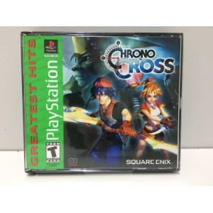 """Chrono Cross """"Greatest Hits"""" Sony Playstation PS1 US"""