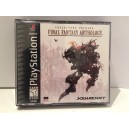 Final Fantasy Anthology Collection Sony Playstation PS1 US