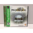 Final Fantasy Tactics Sony Playstation PS1 US